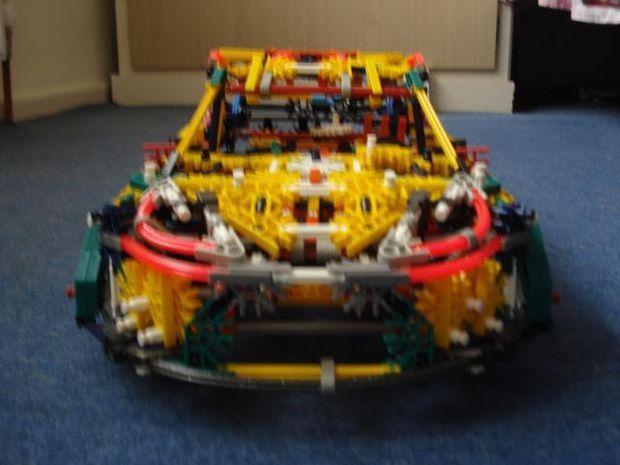 Knex Rally Car Rockstar Energy Fiesta Instructions Knex