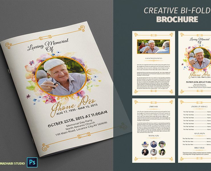 Eye Catching Event Brochure Templates   Eye Catching Event