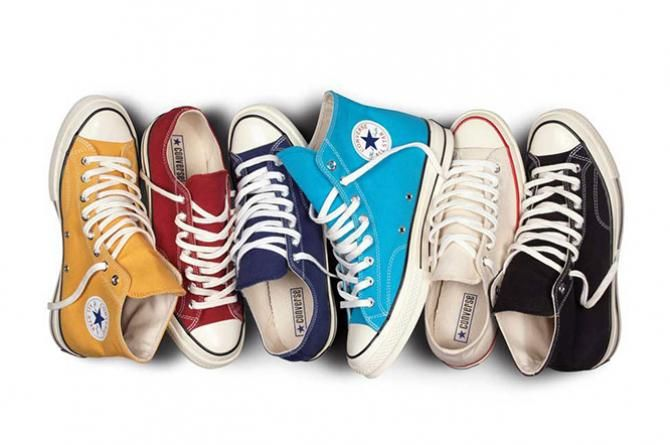 Converse 70s First String Standards are back
