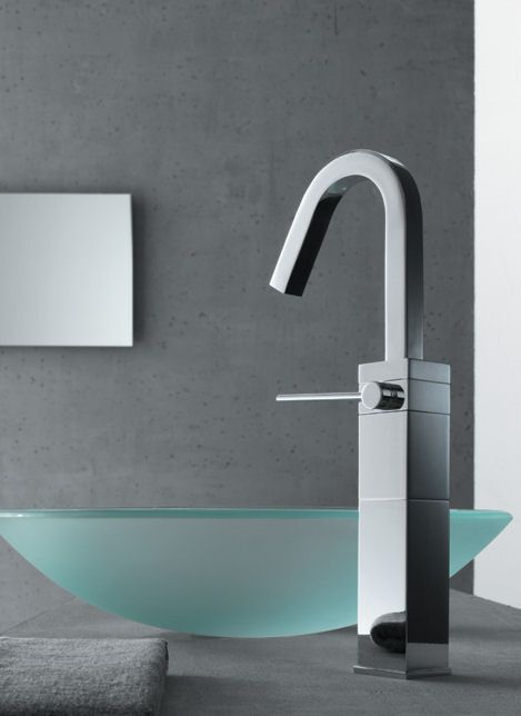 Bathroom Faucets By Mariner Dream Faucet Range To Change The - Contemporary waterfall faucets riflessi from gessi