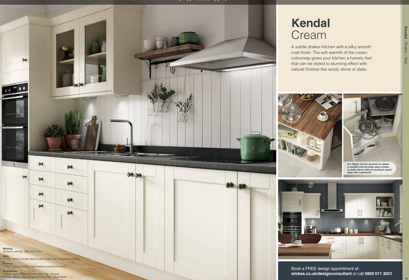 Pin On Wickes Kitchen Options