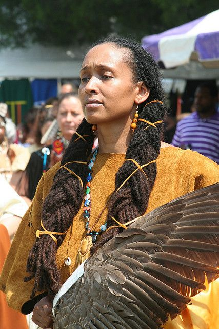 Afro native woman with locs. | Native american women, Native american peoples, Native american indians