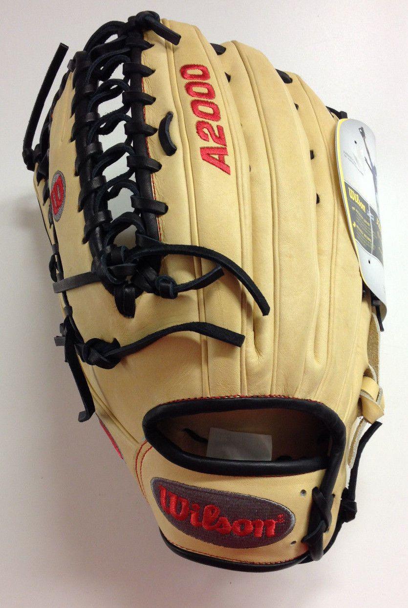 04acff18451 2019 Wilson A2000 OT6 Baseball Glove 12.75 WTA20LB18OT6 Outfield Left Hand  Throw