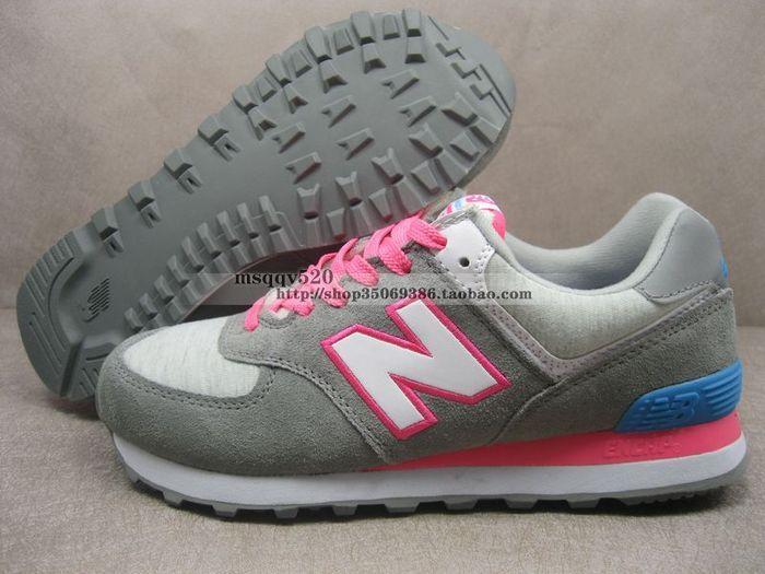 2.013 nuevos hombres y mujeres auténticos de New Balance zapatillas zapatillas New Balance de NB WL574