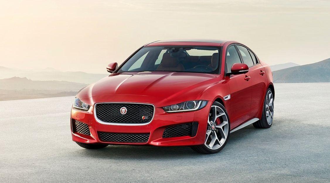 Category Jaguar >> A True Driver S Car Jaguar Xe Redefines The Sports Saloon