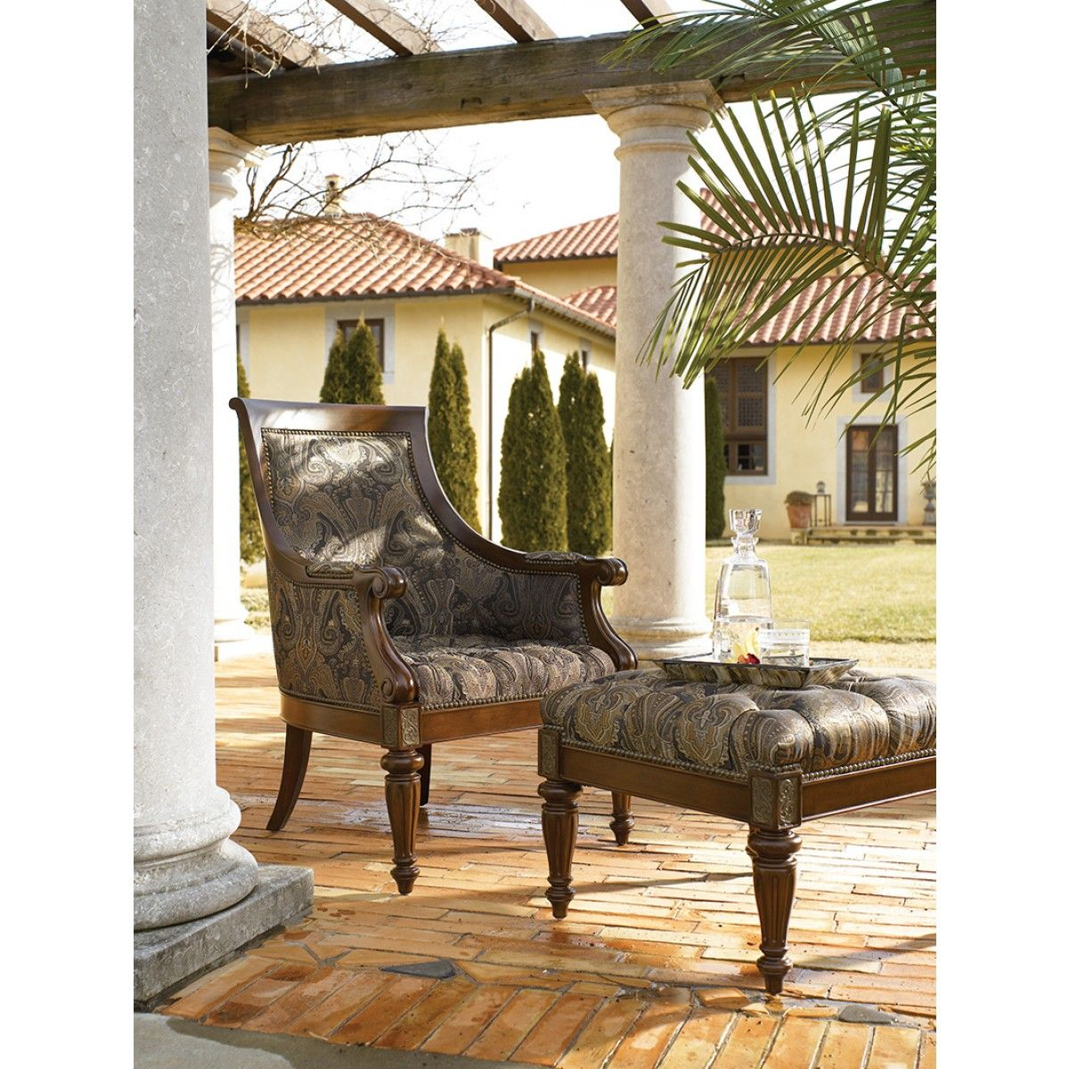 Thomasville Anson Chair Thomasville furniture