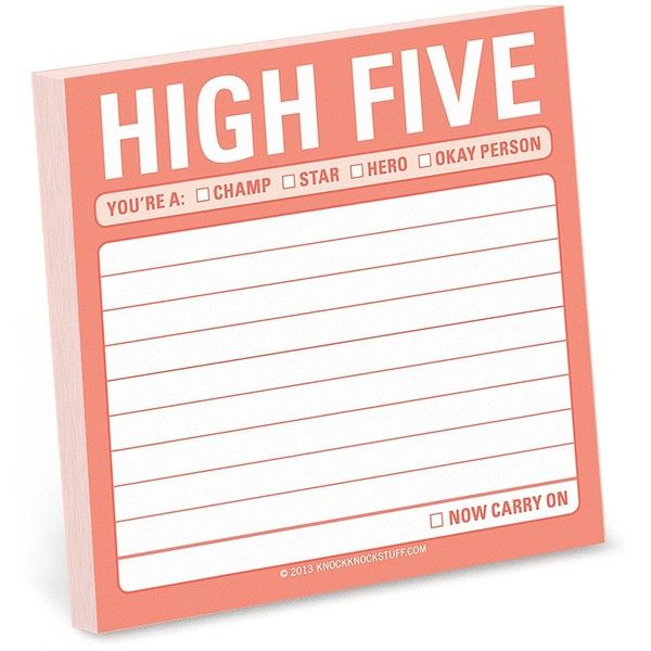 Knock Knock Sticky Note Pad, is That Your Best Work? (12476) (32 SAR