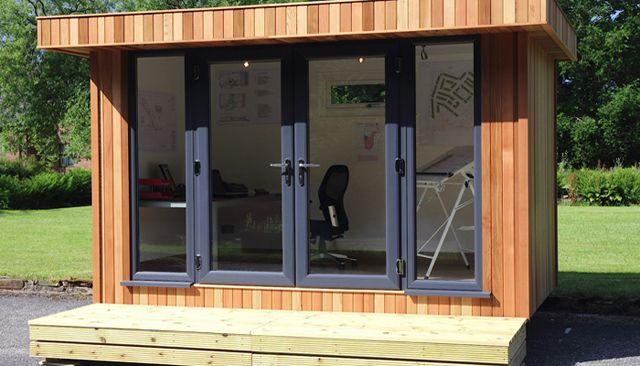 Garden Offices UK: Manufacturers of Garden Rooms | Green Eco Living