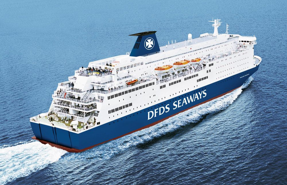 Keep Exploring The Europe With Dfds Seaways Cruise Tickets Travel Tickets Cruise