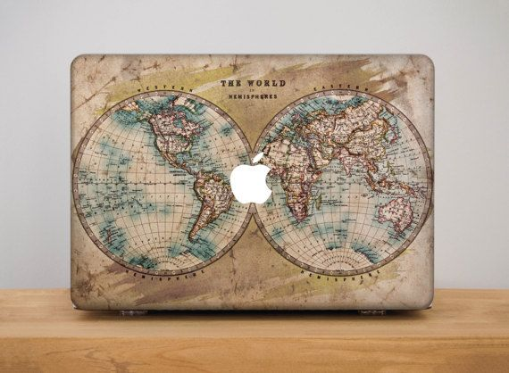 World map macbook air 13 macbook case macbook pro 13 case apple world map macbook air 13 macbook case macbook pro 13 case apple decal macbook air 11 gumiabroncs Gallery