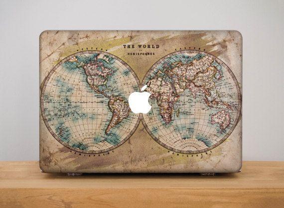 World map macbook air 13 macbook case macbook pro 13 case apple world map macbook air 13 macbook case macbook pro 13 case apple decal macbook air 11 gumiabroncs Image collections