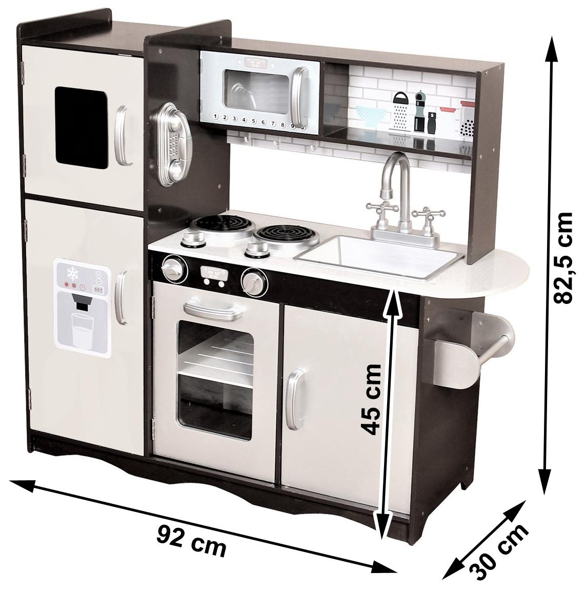 Drewniana Kuchnia Dla Dzieci Oven Kitchen Kitchen Appliances