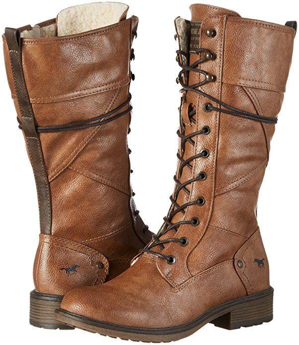 d6421735f3d087 Mustang Damen 1264-606-301 Stiefel  Mustang  Amazon.de  Schuhe   Handtaschen