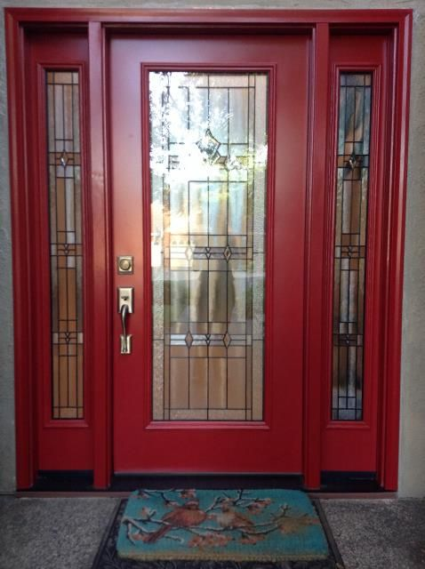 Folsom Ca Folsom Resident Replaced Their Front Door With Renewal