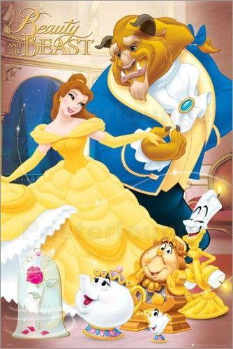 Disney Schone Und Das Biest Die Schone Und Das Biest Zeichentrickfilme Disney Figuren
