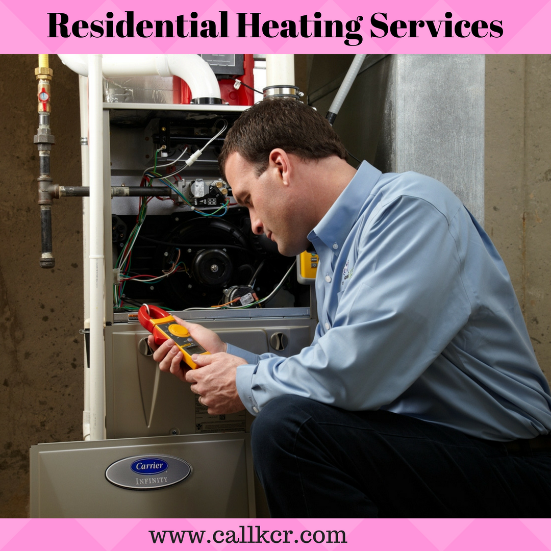 Residential Heating Services Furnace Maintenance Heating Air