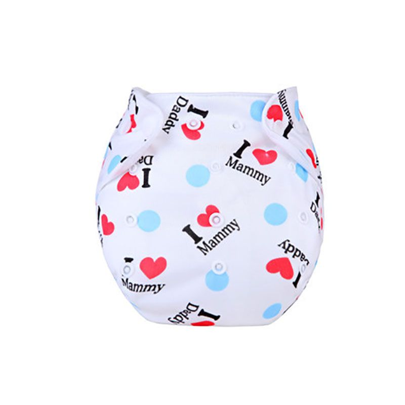 Reusable Baby Infant Waterproof Nappy Soft Washable Inserts Covers Diapers Pants