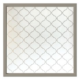 Hy-Lite Square New Construction Window (Rough Opening: 48-In X 48-In; Actual: 47.5-In X 47.5-In) Df4747barov1500dw