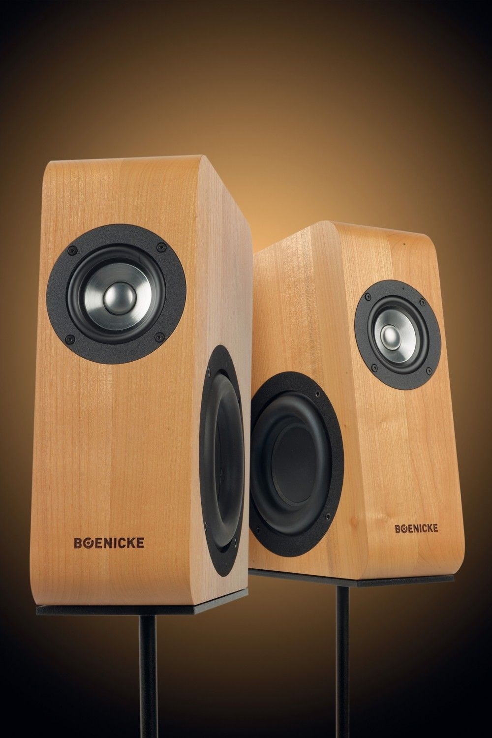boenicke w5 audire stereo lautsprecher hifi. Black Bedroom Furniture Sets. Home Design Ideas