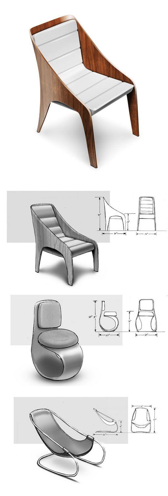 Trabajar haciendo diseños de muebles rústico