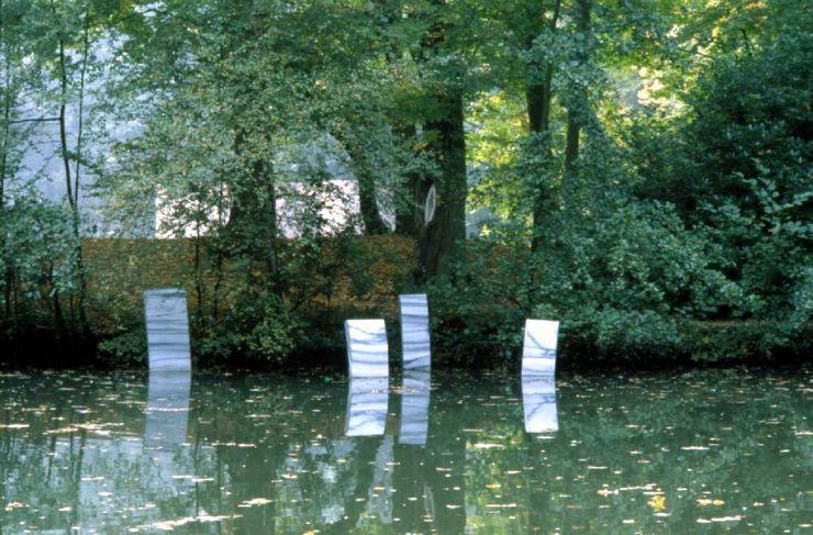 'The Bathers', Luciano Fabro | Italian sculptor | Museum Middelheim, Antwerpen Belgium.