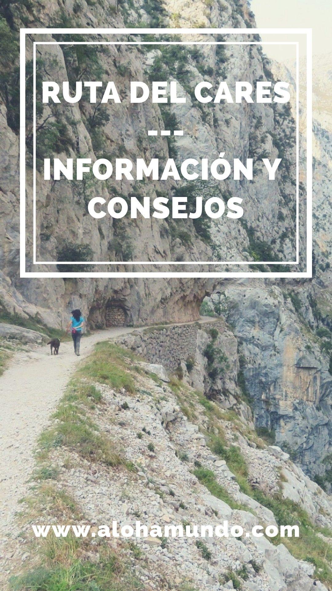 La Ruta Del Cares Es Una De Las Sendas Más Conocidas De Los Picos De Europa Y En Nuestra Opi España Lugares Turisticos Sitios Para Viajar Rutas De Senderismo
