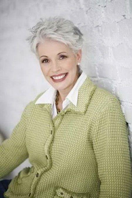 hairy Older women
