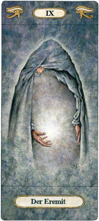 Resultado de imagen para eremit tarot
