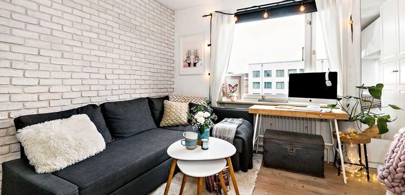 Claves para decorar los espacios pequeños