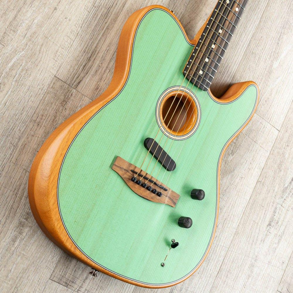 Pin On Green Electric Guitars