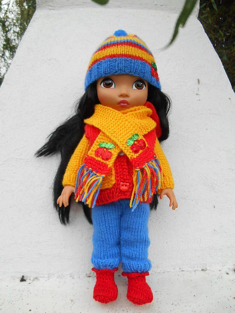 Hračky - Zina - oblečenie pre bábiku - 5899353_