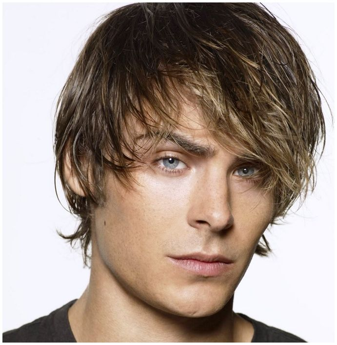 Awesome 1000 Images About Men39S Long Hairstyles On Pinterest Short Hairstyles Gunalazisus