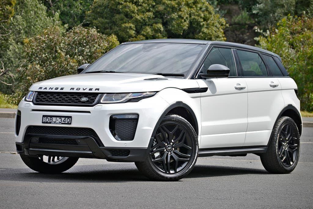 Range Rover Evoque 2016 Review Luxury
