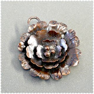 Art Jewelry Elements: Saturday Share:Spring Flowers...Eye Candy and Tutorial