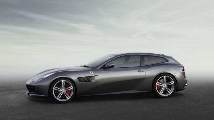 Ferrari GTC4 Lusso Photo Gallery - Autoblog