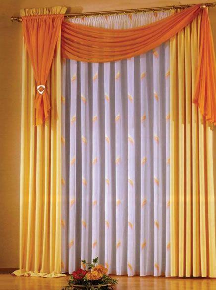 No Sew Boho Window Treatments Diy No Sew Swag Drapes And