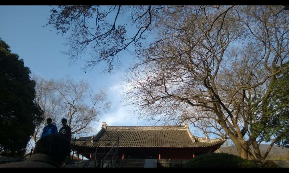 @Ming Platt Xiaoling Mausoleum of Nanjing By Nokia Mobile phone