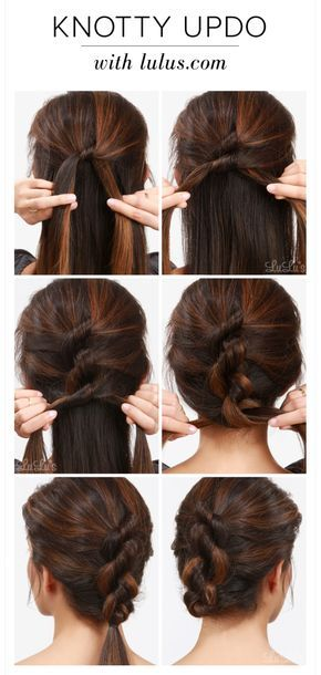 20 Easy Hairstyle Tutorials For Your Everyday Look Pretty Designs Hair Styles Long Hair Styles Thick Hair Styles