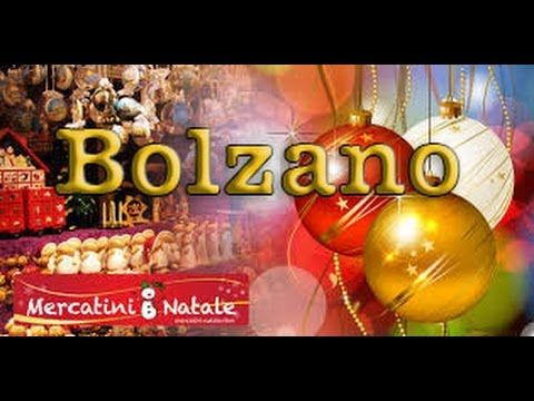 Vlogmas: mercatino di Natale di Bolzano