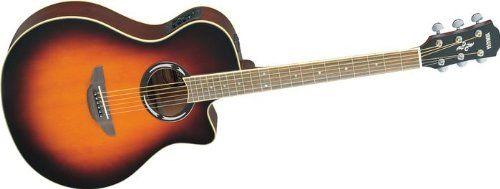 Yamaha Guitars Yamaha Apx500ii Thinline Cutaway Acoustic Electric Guitar Old Violin Sunbu Yamaha Guitar Yamaha Acoustic Guitar Best Acoustic Guitar