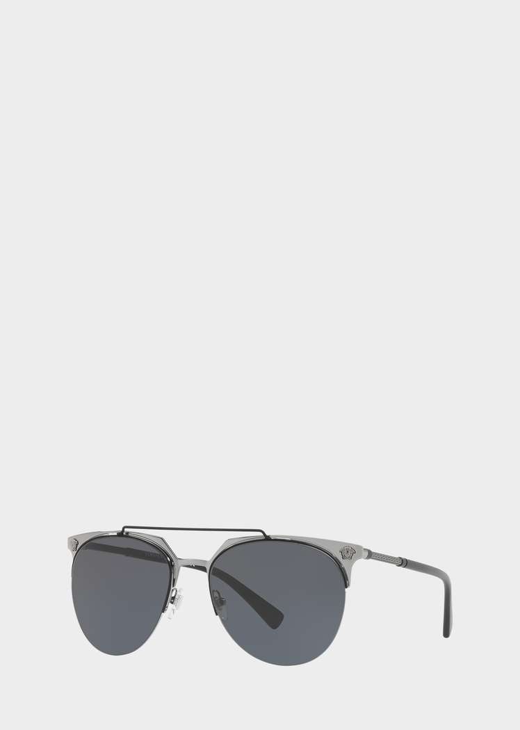 1eadf1729 Gunmetal #Frenergy Pilot Sunglasses for Men   Official Website in ...