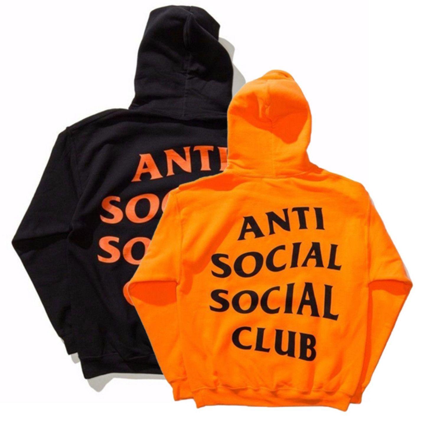 Anti Social Social Club Hoodies Anti social social club