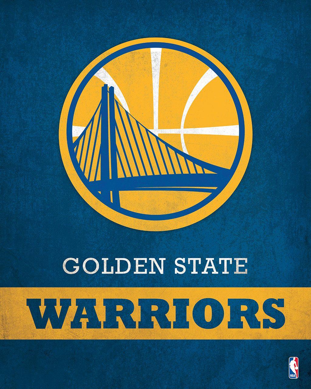 Golden State Warriors Logo $24.99 | Golden state warriors ...