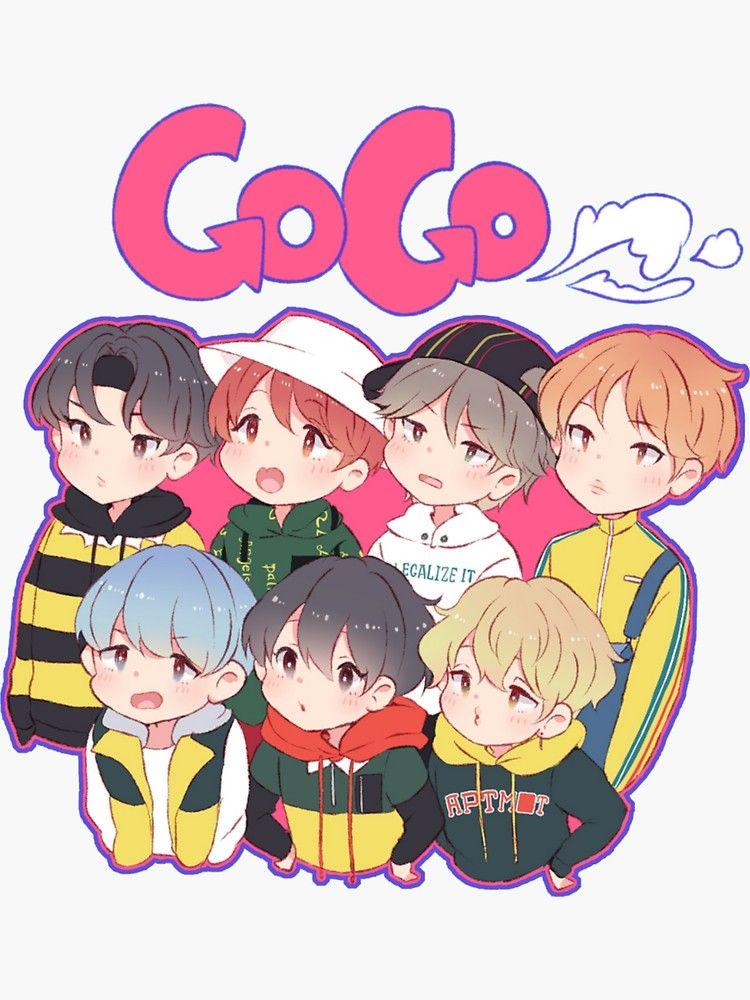 Photo of BTS   Sticker