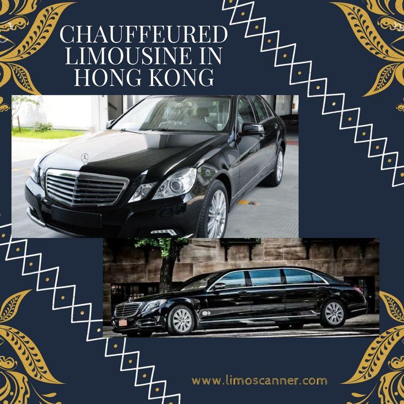 CHAUFFEURED LIMOUSINE IN HONG KONG Limousine, Chauffeur