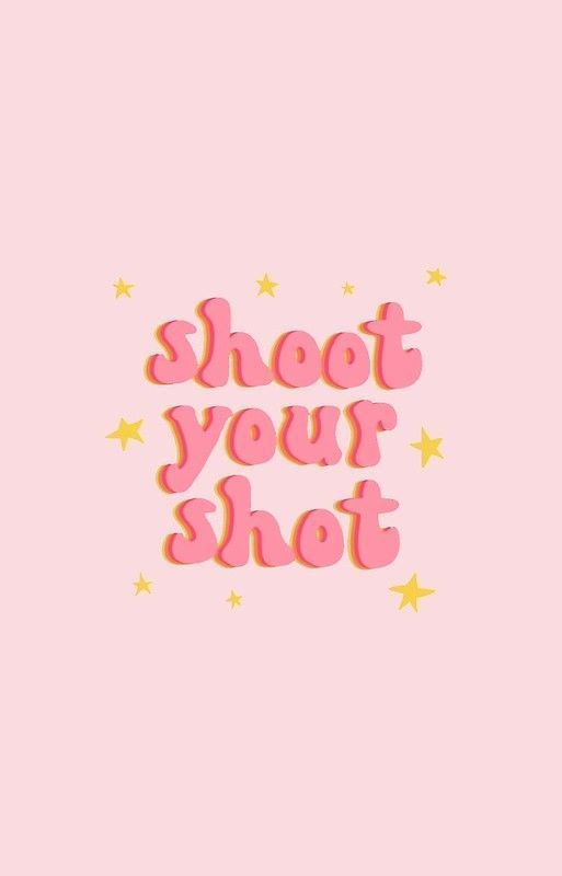 Shoot Your Shot - 70s Theme iPhone Case & Cover
