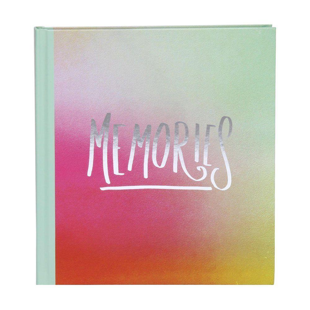 Paperchase Memories medium self-adhesive photo album ...