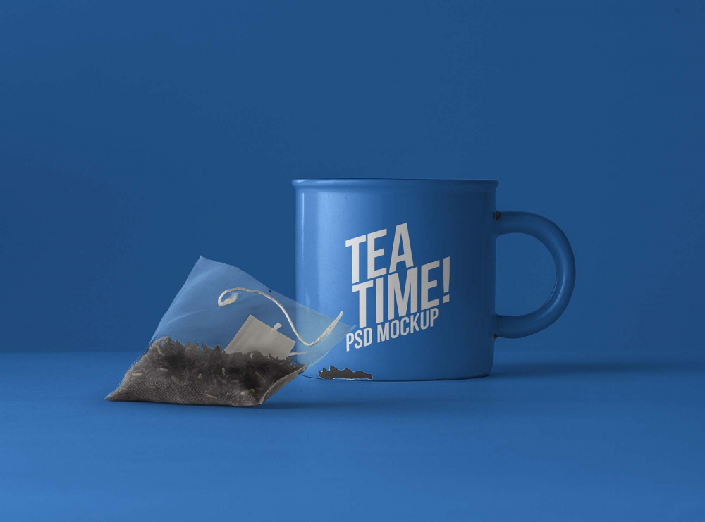 Free Tea Mug Mockup Psd Mugs Photoshop Mockup Free Free Mockup