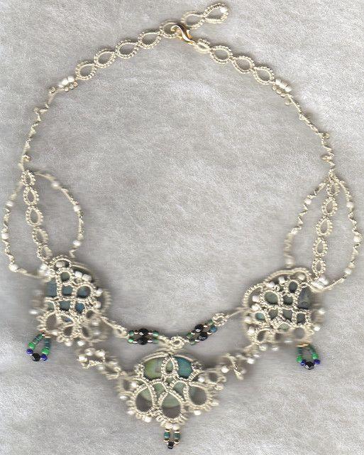 Enclosed Rock Necklace | Bolos y Collares