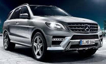 2016 Mercedes Benz ML350 Price